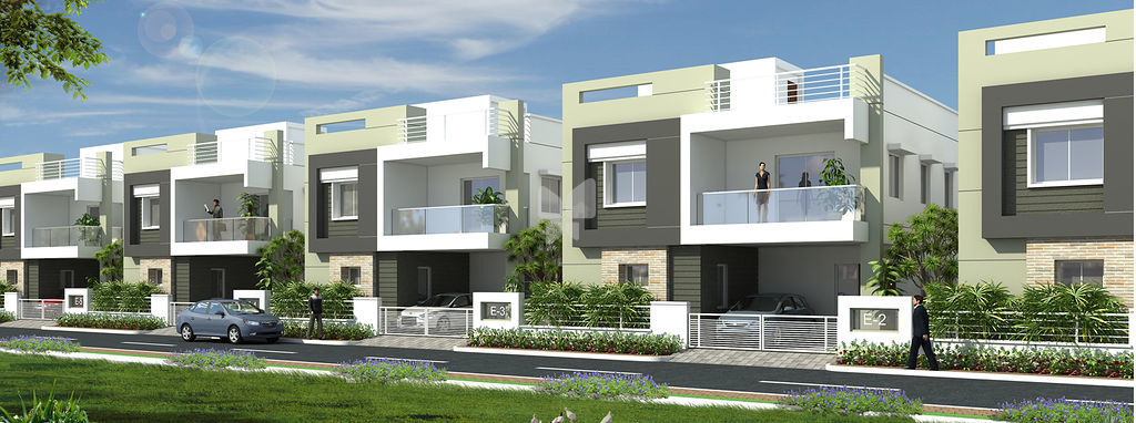 Prime Gardenia - Project Images