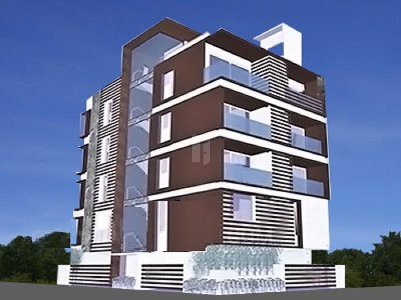 Vertex Dwelling Sai Upvan/E - 43 - Elevation Photo