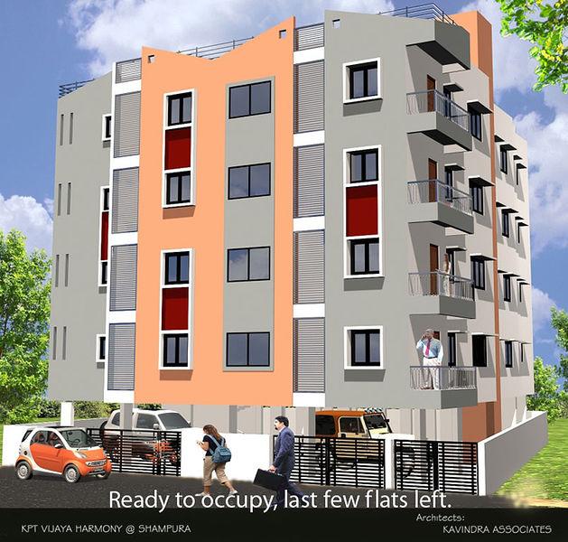 KPT Vijaya Harmony - Project Images