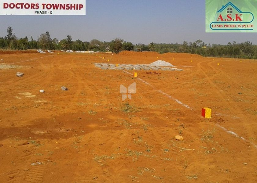 ASK Doctors Township Phase X - Elevation Photo