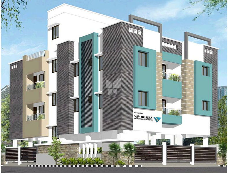 VSV Homez MCV Anantham - Elevation Photo