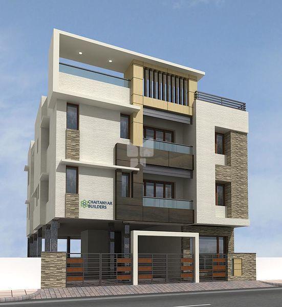 Chaitanyar Rajaji Avenue - Elevation Photo