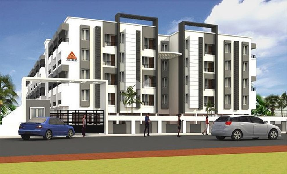 Allied Meera Court - Project Images