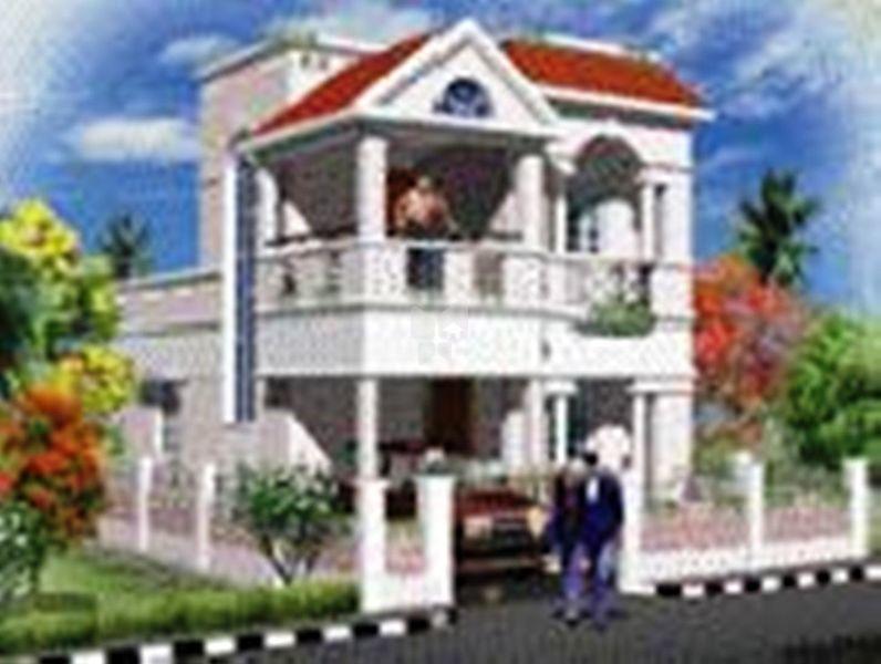 Vinods Duplex House - Elevation Photo