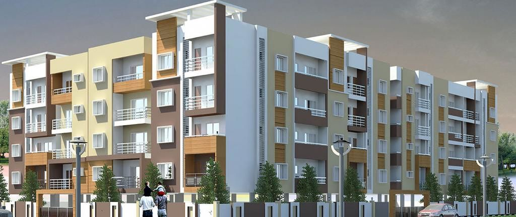 Shivaganga Parkview - Elevation Photo