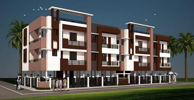 SPE Homes Ansika Apartment - Project Images