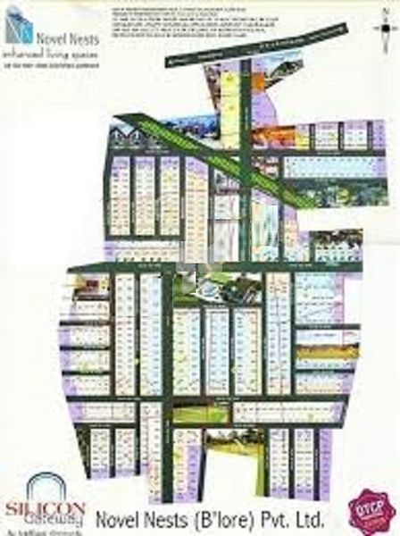 Novel Nests Silicon Gateway - Master Plan