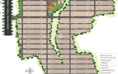 sreenidhi-lotus-greens-in-moinabad-master-plan-1snf