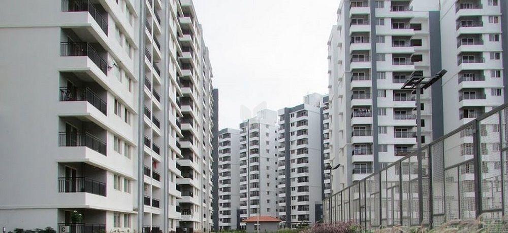 Shriram Sahaana - Elevation Photo