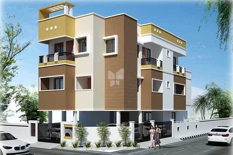 KP Santhoshema - Project Images