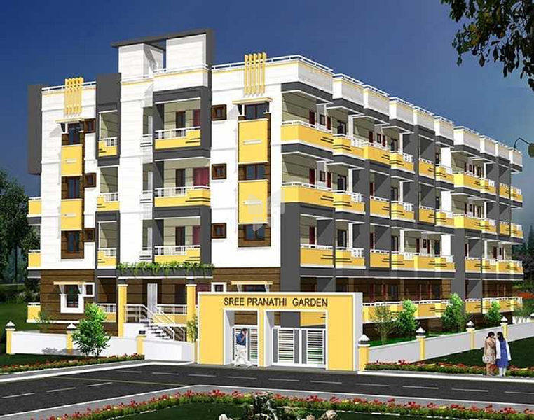 Privilege Sree Pranathi Garden - Elevation Photo