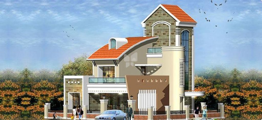 Goldstar Colour Discovery Villa - Project Images