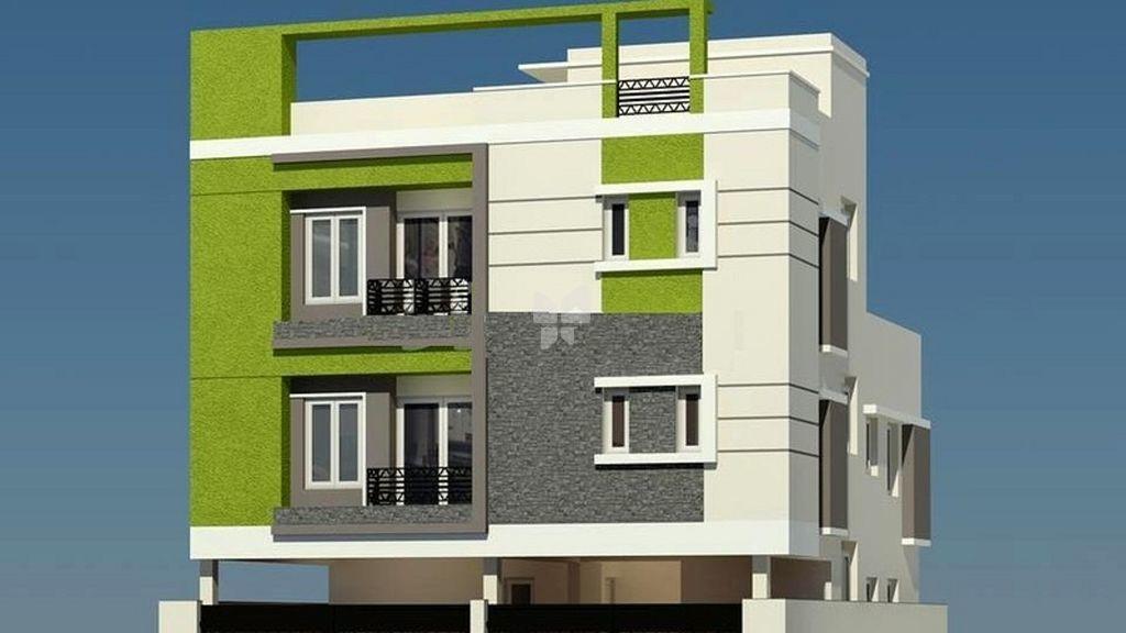 Vibha Sri Krishna Homes - Elevation Photo
