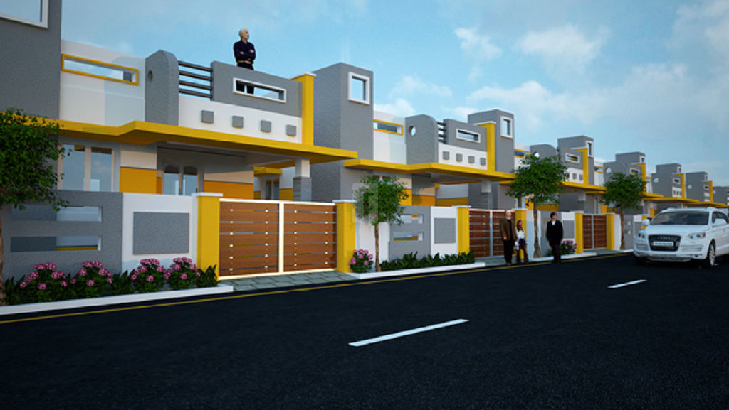 TRS Highway City - Project Images