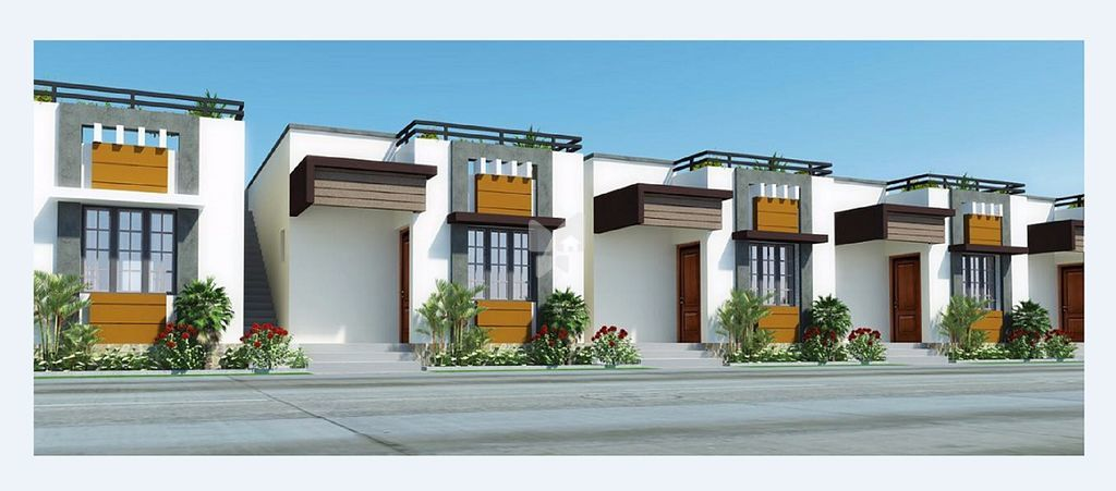 Nestle Realty - New Town - Elevation Photo
