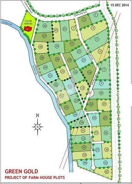 Windsor Shelters Green Gold - Master Plans