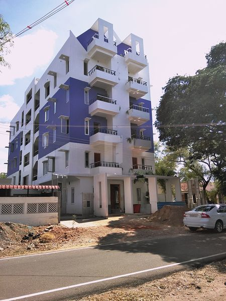 Naren's Bahuleya - Project Images