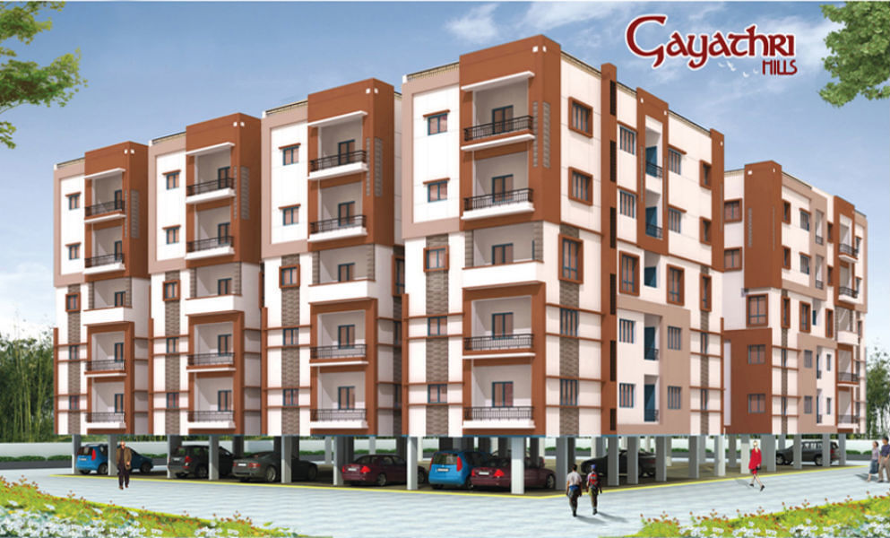 Gayathri Hills - Elevation Photo