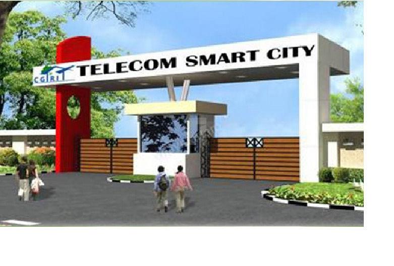 Telecom Smart City - Elevation Photo
