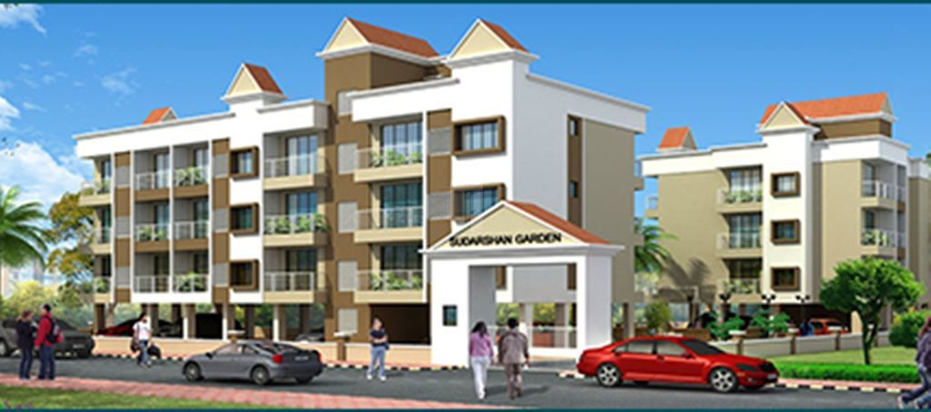 Sudarshan Garden Phase - II - Project Images