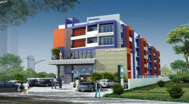A.P. Ashvantha  Block 2 - Elevation Photo