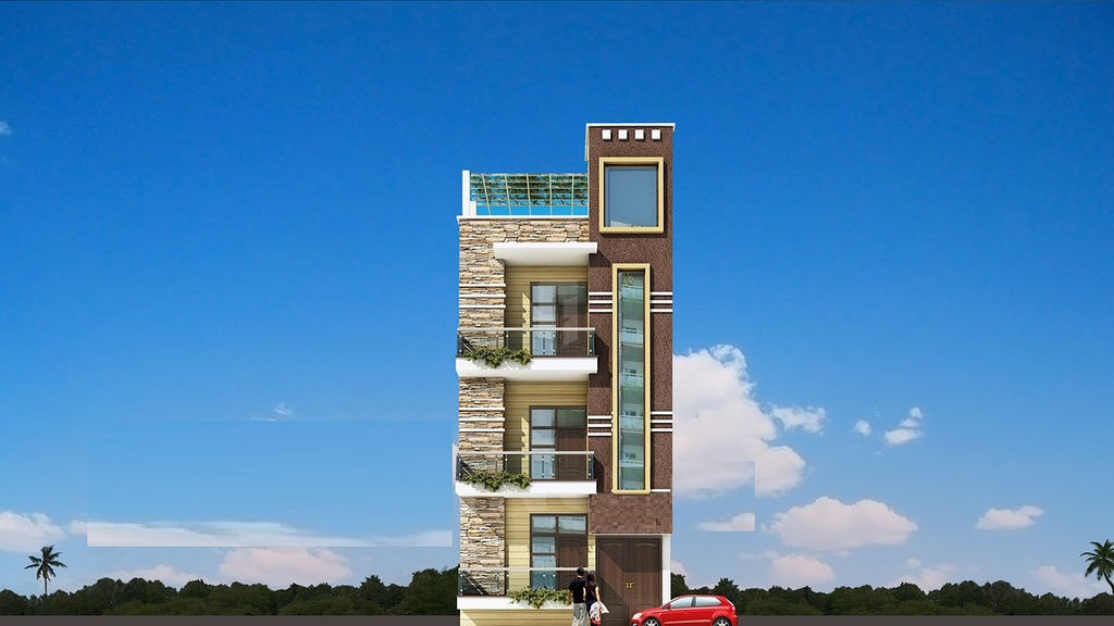 Madhav Homz 5 - Project Images