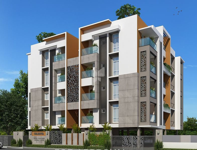 India Builders Celesta - Elevation Photo