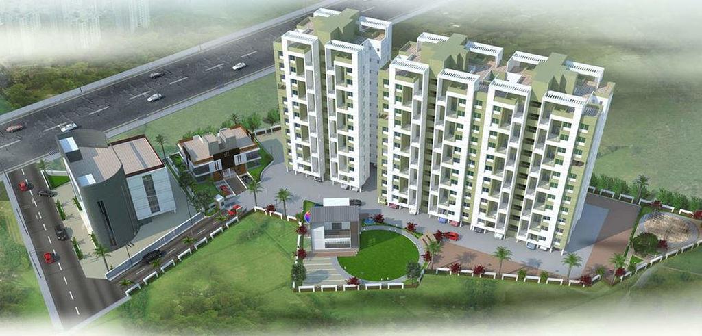 Dhankawade Shlok Homes - Project Images