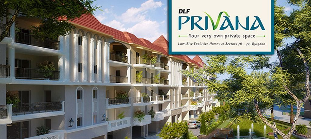 DLF Privana - Project Images