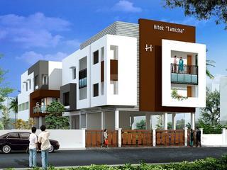 All New Ready to Move projects from Hitech Homes JD Group in