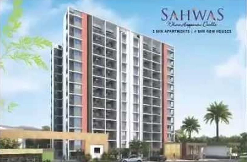 Rainbow Sahwas Apartments - Project Images