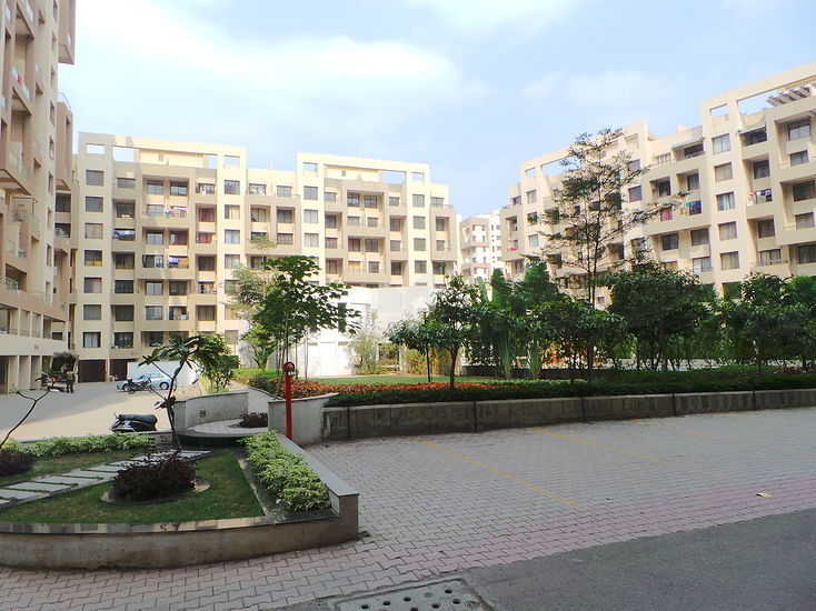 Kolte Margosa Heights - Project Images