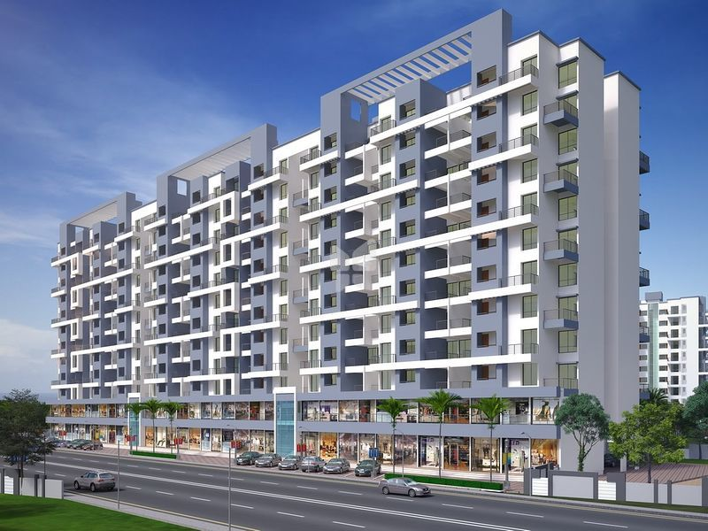 Vedant Kingston Aura - Elevation Photo
