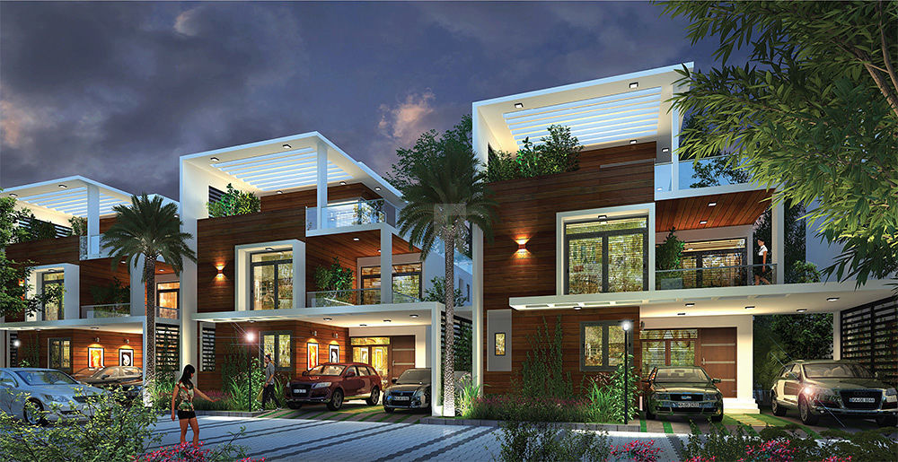 Obel Villas - Project Images