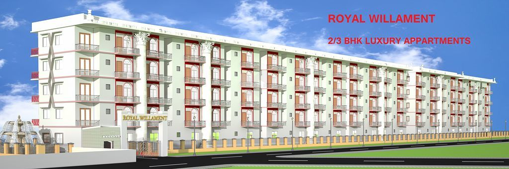 Cementech Royal Willament - Elevation Photo