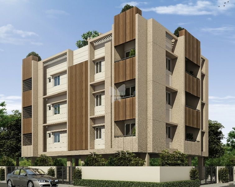 India Builders Vaagai - Project Images