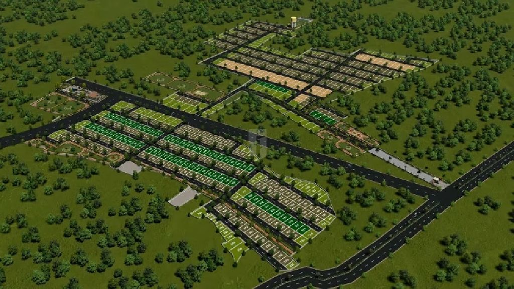 Navanidhi- Nakshatra Township, Block C - Master Plans