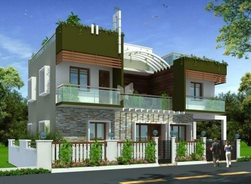 Karan ECR Injambakkam - Elevation Photo