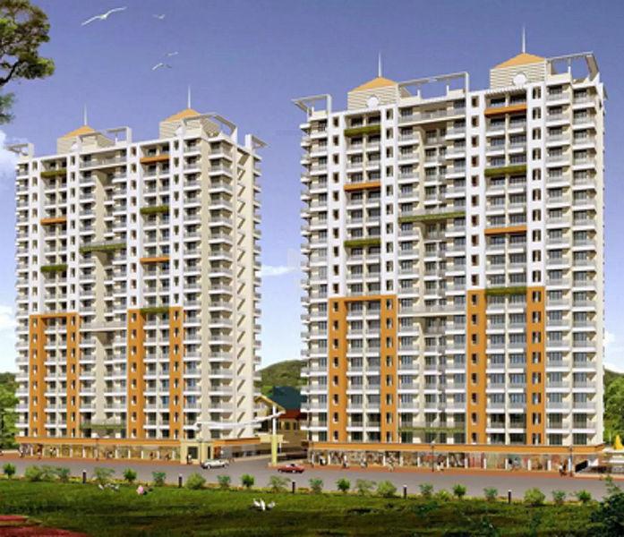 Shree Krupa Nandanvan Homes C1 - Project Images
