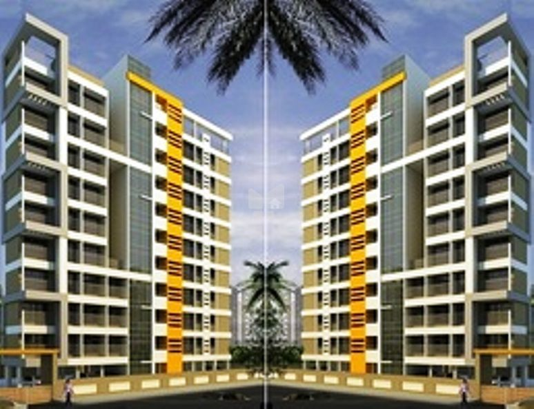 Saaga Vikas CHS - Elevation Photo