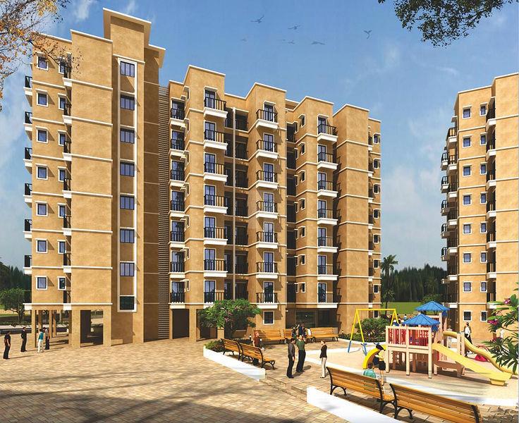 Panvelkar Swarajya - Elevation Photo