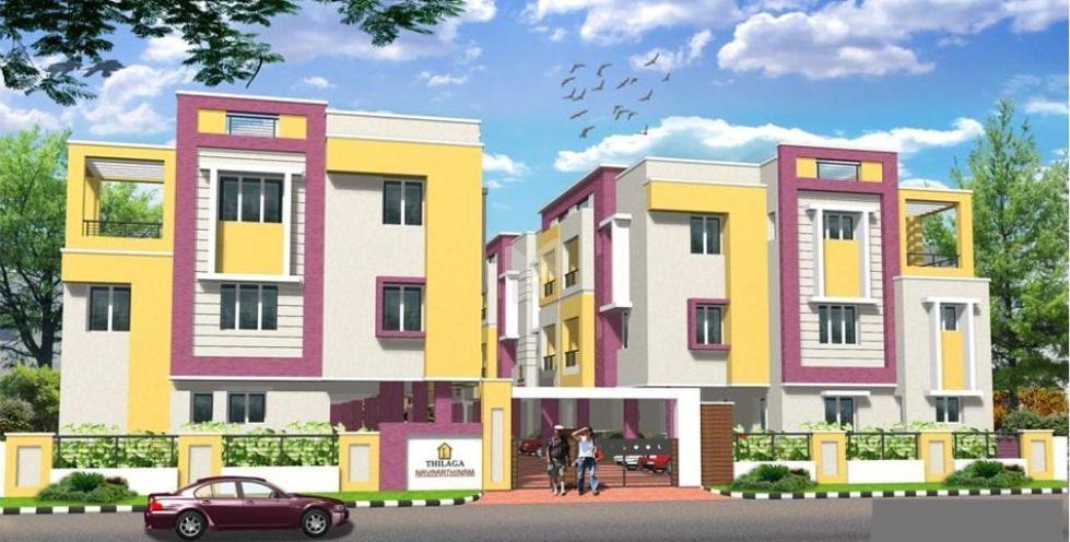Thilaga Navarathinam - Elevation Photo