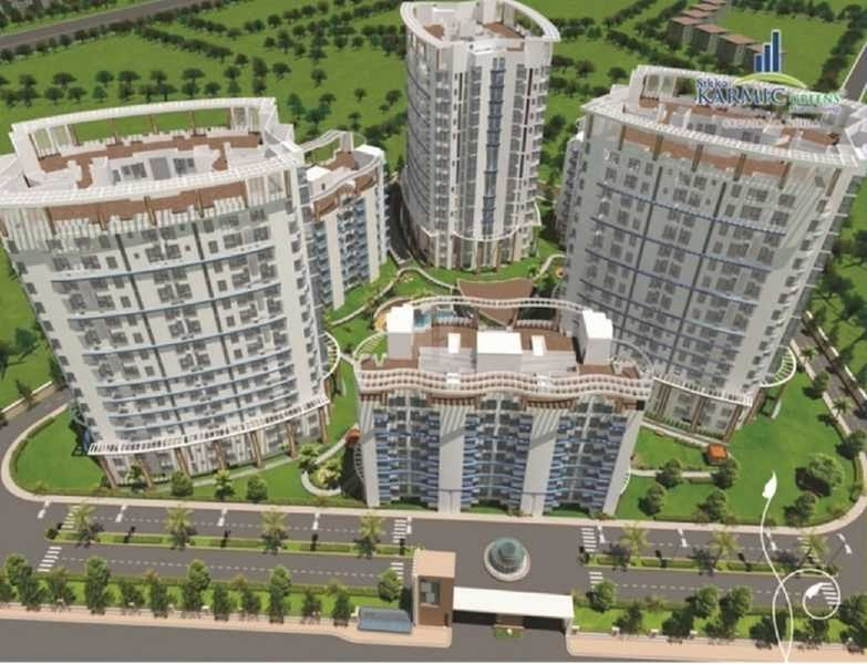Sikka Karmic Greens - Project Images