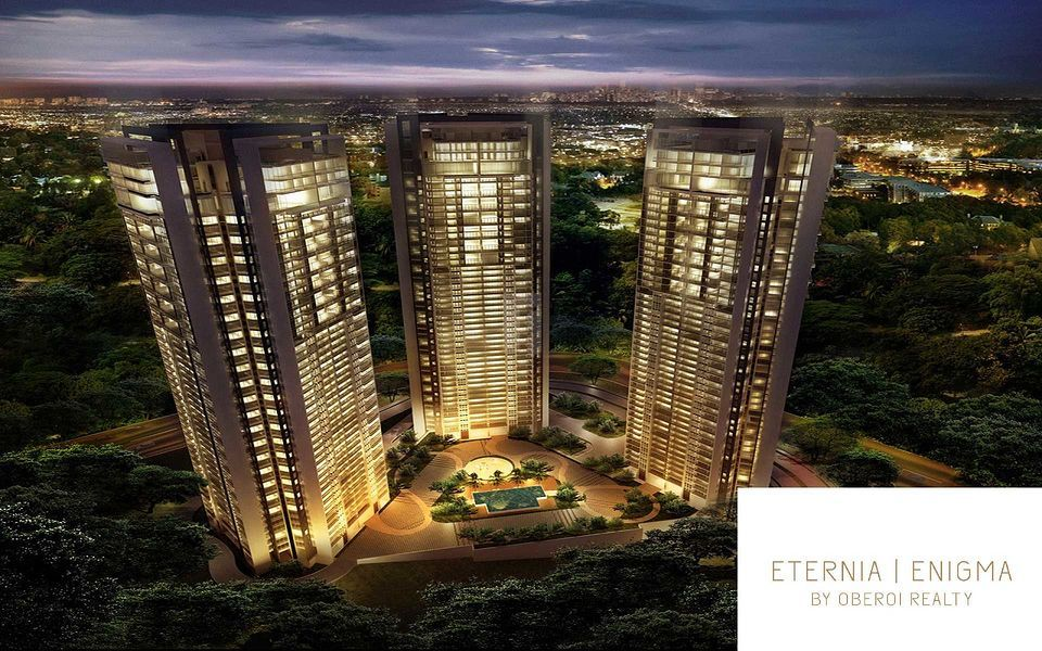 Oberoi Eternia Amp Enigma In Mulund West Mumbai Roofandfloor