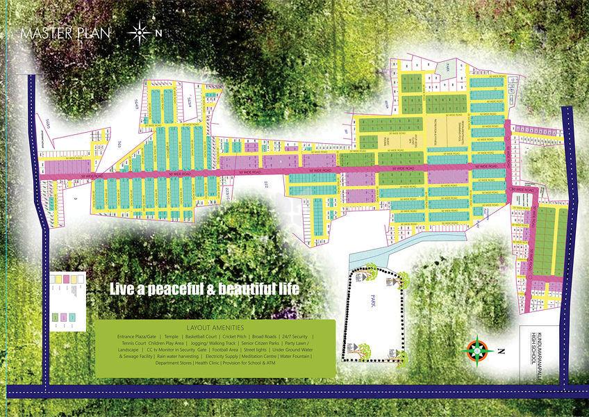 Teachers Edu City - Master Plans