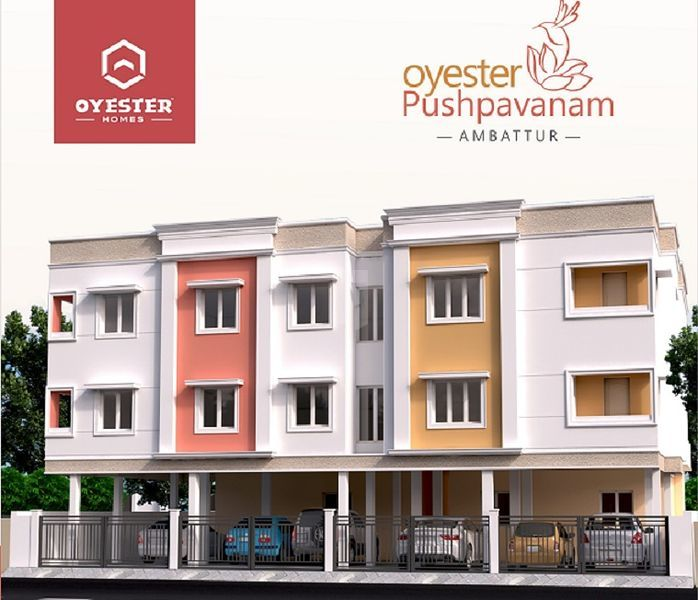 Oyester Pushpavanam - Project Images
