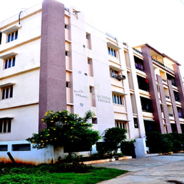 AV Sai Poornima Residency - Elevation Photo