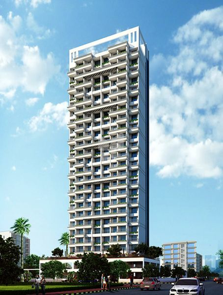 Balaji Regency Icon - Elevation Photo