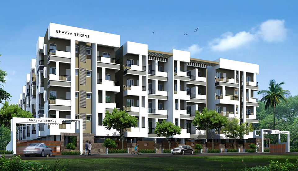 Bhavya Serene - Elevation Photo
