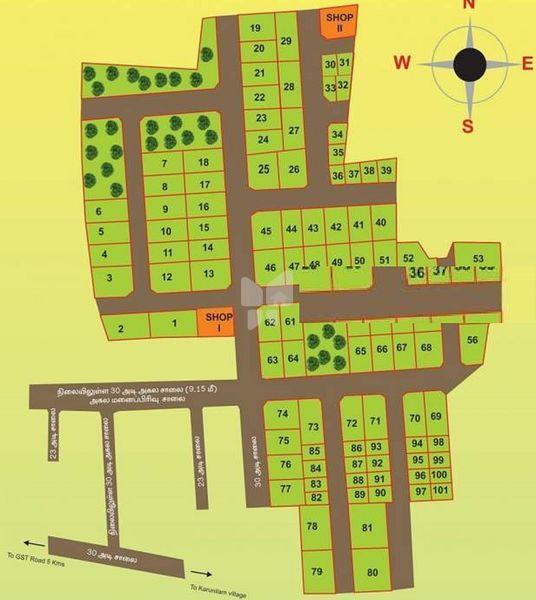 V2V Nehru Nagar Phase 2 - Master Plans